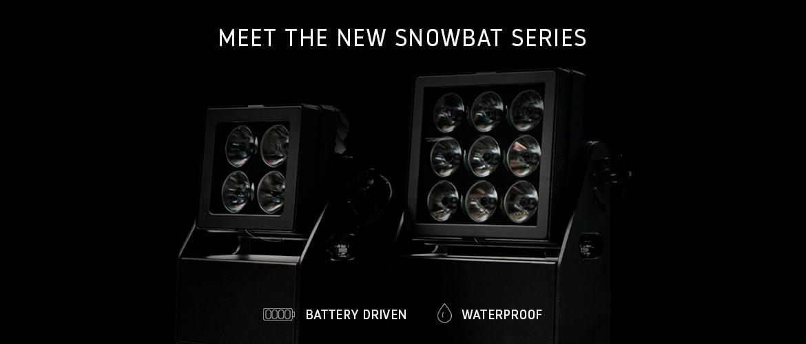 Meet the new SnowBAT series